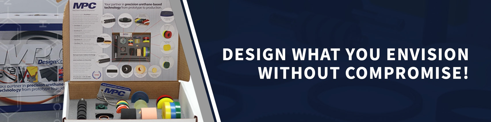 Design what you envision, without compromise!