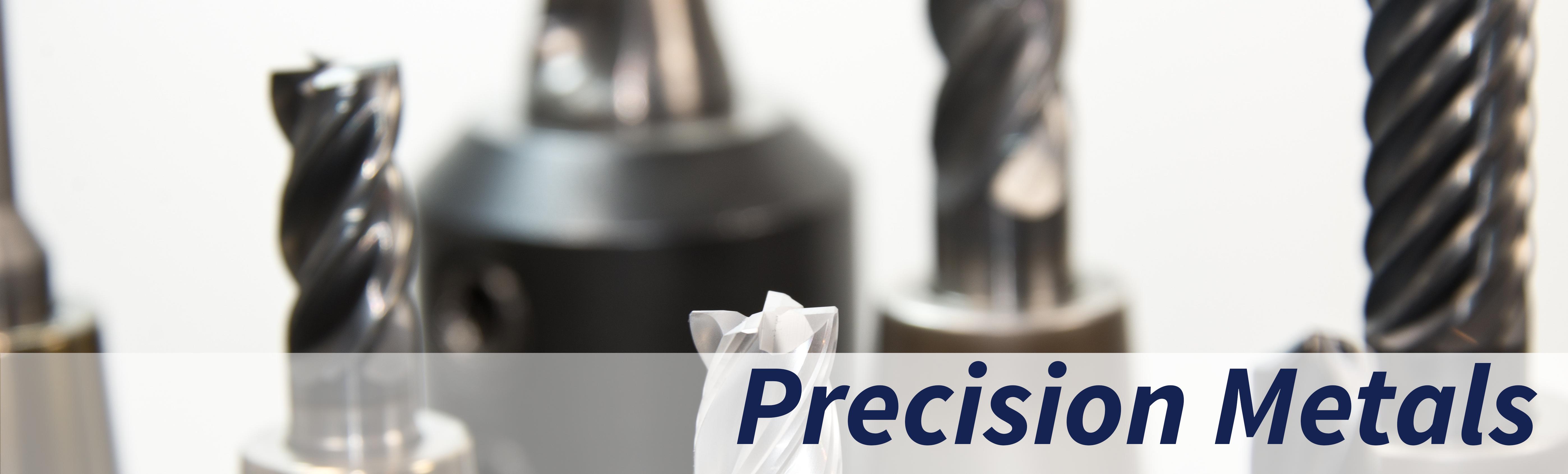 Precision Metals Banner